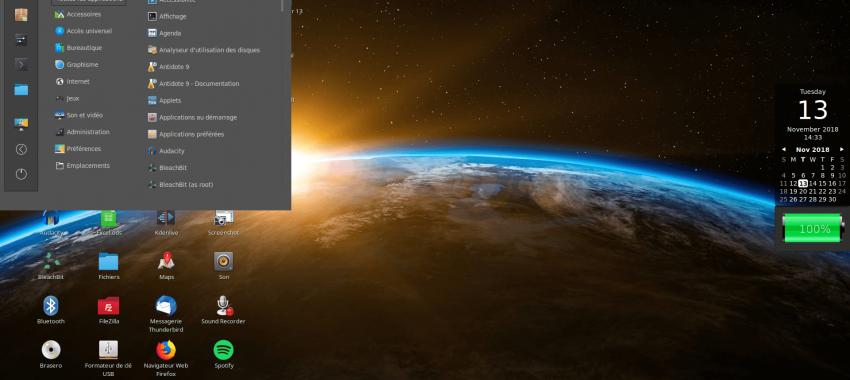 Présentation de Linux Mint